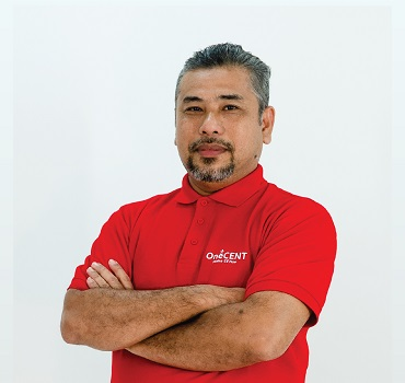 Ahmad Shahrir Bin Mohd Salleh